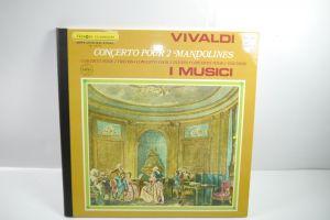 Philips Vivaldi Concerto Pour 2 Mandolines Stereo Schallplatte LP ( WR2 )