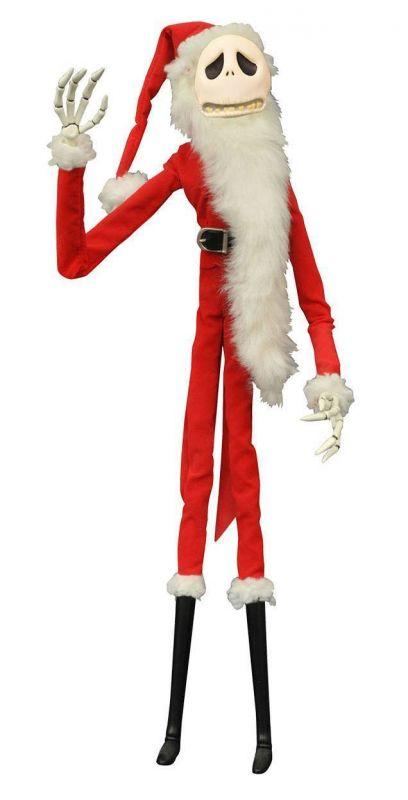 NIGHTMARE BEFORE CHRISTMAS Santa Jack coffin doll Puppe Unlimited DIAMOND (KB) *