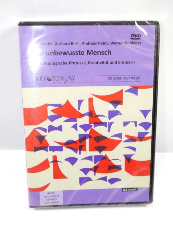 DER UNBEWUSSTE MENSCH Neurobiologische Prozesse ... DVD HÖRSAAL Neu (WR4)