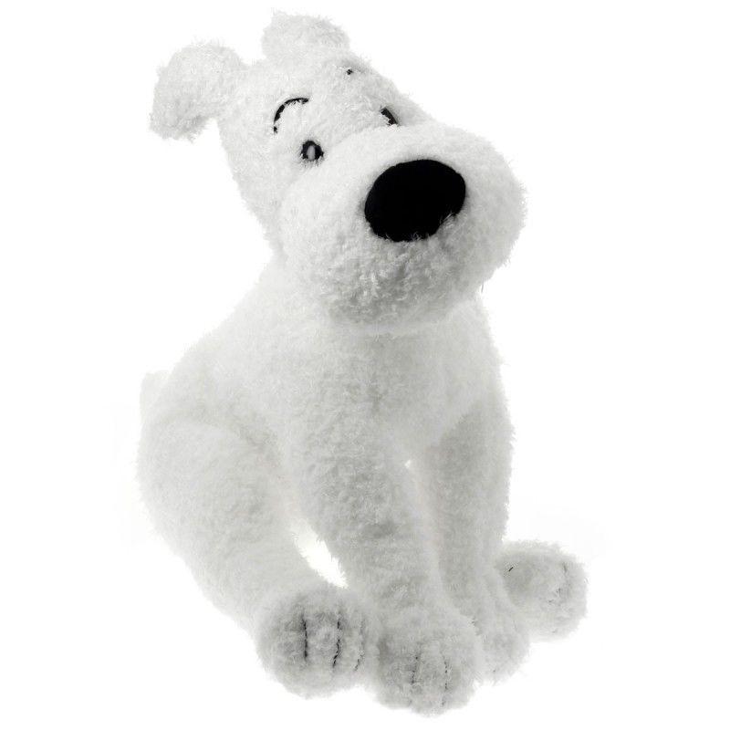 TIM & STRUPPI Tintin Milou Stofftier plush Soft MOULINSART ca.50cm Neu (F16)* 0