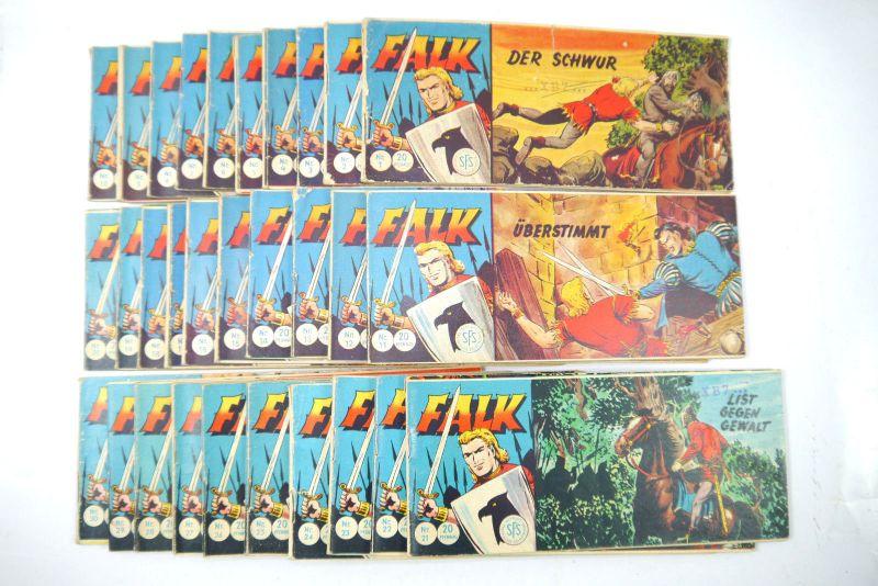 FALK Nr. 1 - 30 Comic Piccolo / 20 Pfennig LEHNING (K23)
