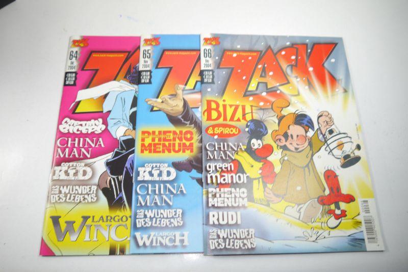 ZACK Comic Mosaik Jahrg. 2004 komplett mit Schuber   Z: sehr gut  (MF23) 4