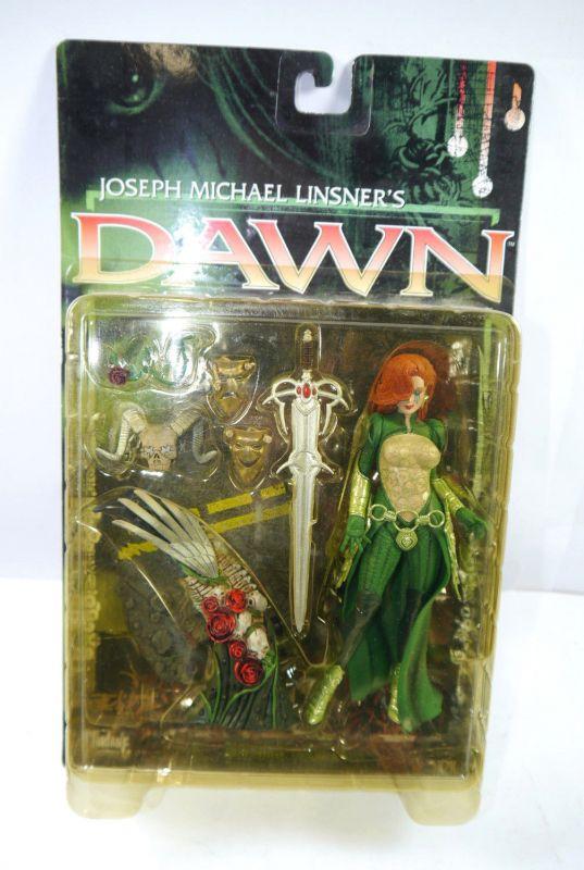 Jospeh Michale Linsner's DAWN Actionfigur mit Zubehör McFARLANE ca.16cm Neu (L)