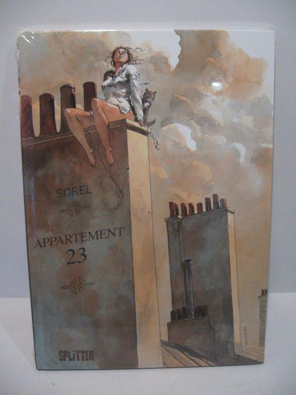 Appartement  23 * Sorel * / Splitter // HC //  Zustand :  Neu  (L)
