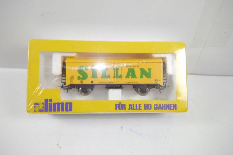 LIMA 3113 Güterwargon SILLAN Modelleisenbahn H0 Neu OVP (K69 )