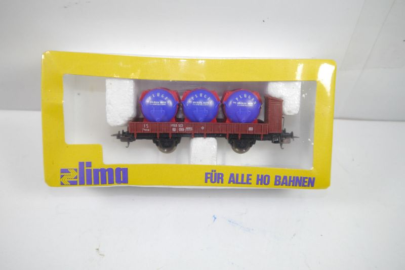 LIMA 2813 Güterwagon Bierwagon Splügen Modelleisenbahn Spur H0 Neu / OVP (K87)