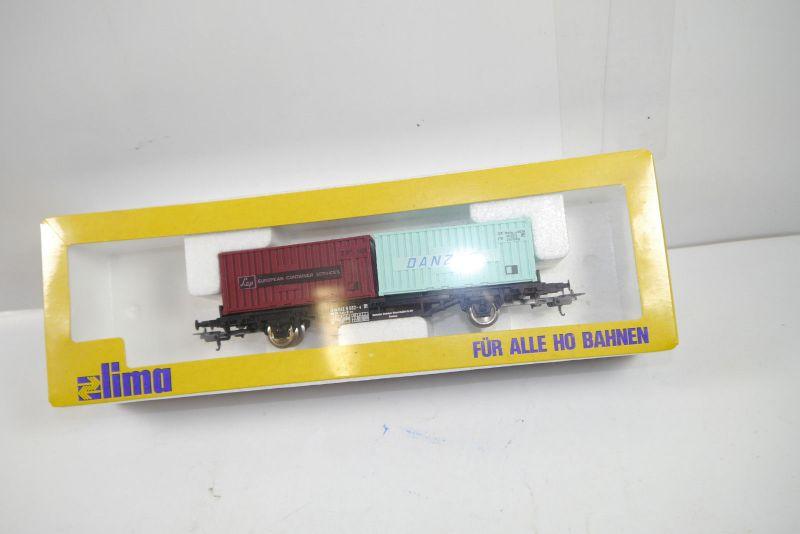 LIMA 2854 Container DANZAS  Modelleisenbahn Spur H0 Neu / OVP (K87)