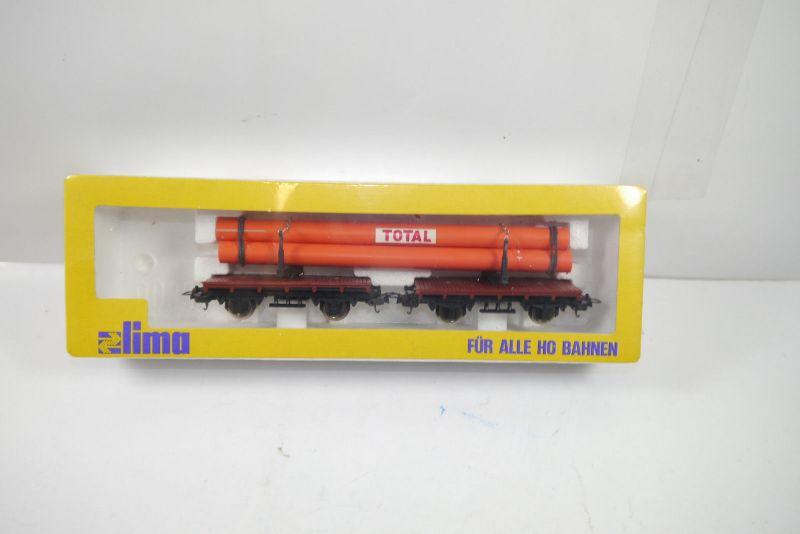LIMA 9039 Güterwagon Transportzug  Modelleisenbahn Spur H0 Neu / OVP (K10)