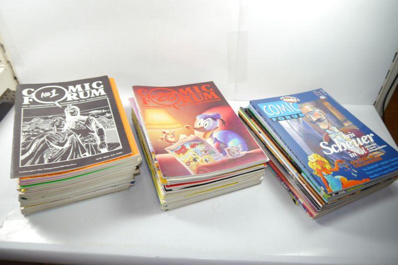 Comic Forum Band 1 - 66 Komplett Comic Magazin  Zustand : 2  (WR6)