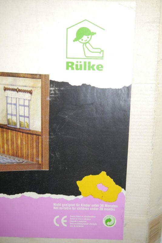 DDR Bauernstube  Holz Rülke Neu   OVP   (F25) 2