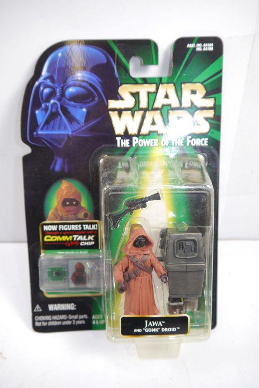 STAR WARS Power of the Force  Jawa Gonk Droid Hasbro Neu  (LR20)