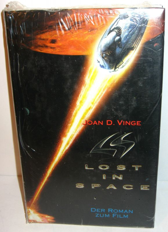 LOST IN SPACE - Der Roman zum Film - Buch Gebunden JOAN D. VINGE Neu (B1)