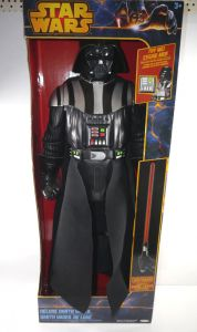 STAR WARS Deluxe Darth Vader Actionfigur 77cm  mit Sound JAKKS PACIFIC Neu (L)