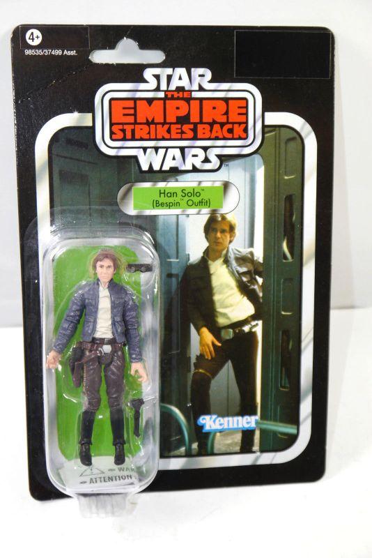 STAR WARS Empire Strikes Back - VC50 Han Solo bespin VINTAGE Hasbro Neu (LR31)