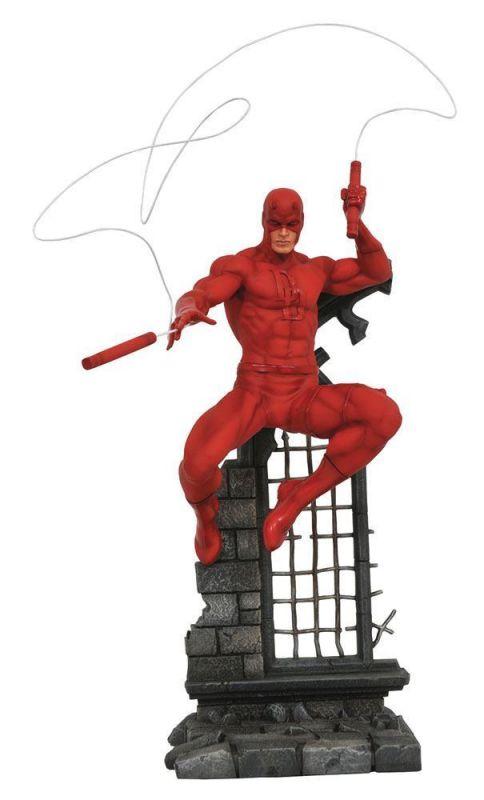 Marvel Gallery PVC Statue Daredevil   Diorama DIMAOND SELECT ca. 28 cm Neu (L)*