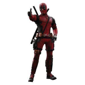 Marvel DEADPOOL 2 Movie Masterpiece Actionfigur Hot Toys 1/6 ( 31 cm ) Neu (L) *