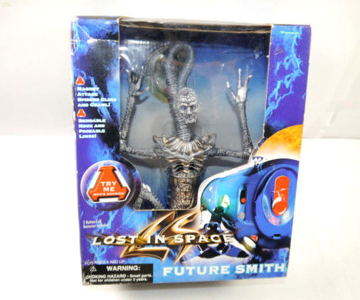 LOST IN SPACE Future Smith Actionfigur mit Sound TRENDMASTERS Neu (K34)