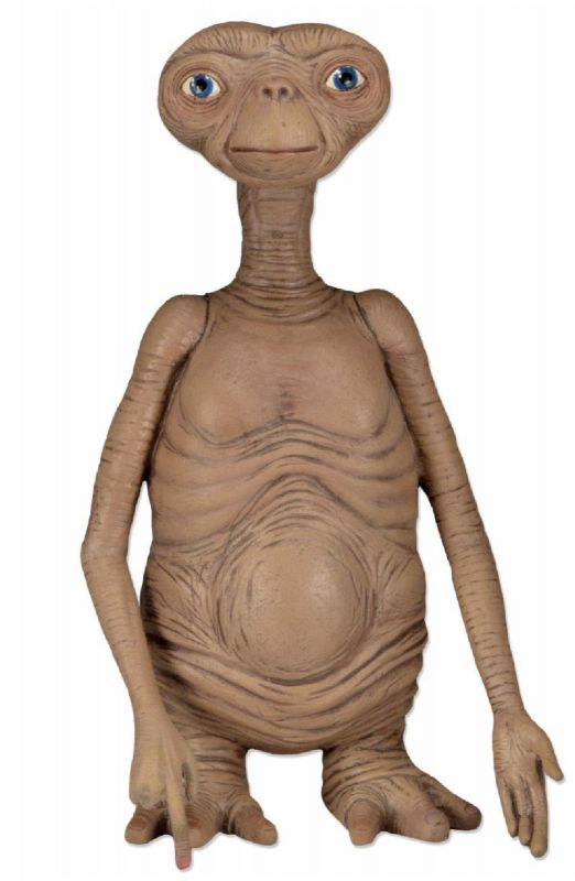 E.T. Der Außerirdische - Replik E.T. Stunt-Puppe doll NECA ca.30cm Neu (KA2) *