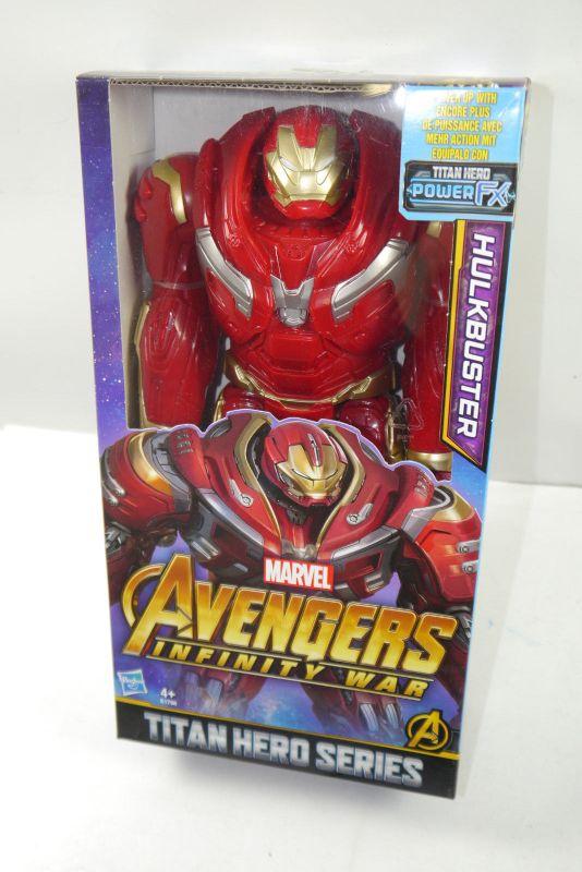 Marvel AVENGERS Infinity War - Hulk Buster Actionfigur TITAN HERO Hasbro (L)