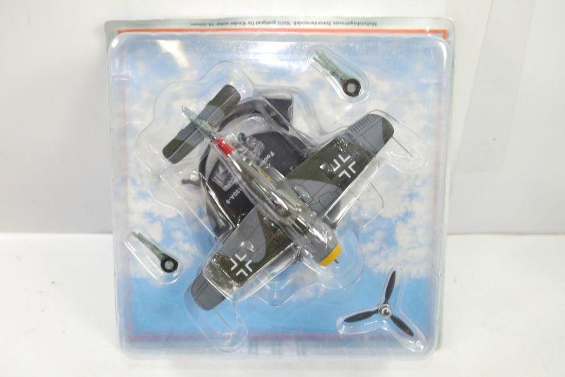 Atlas  Focke-Wulf Fw 190A-8 Germany  1:72 Metall Standmodell  (K43)