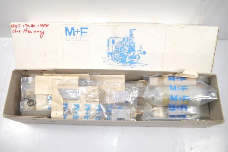 MERKER + FISCHER 02001 BR 05 Lok mit Tender & Antrieb Bausatz H0 (MF11) # H