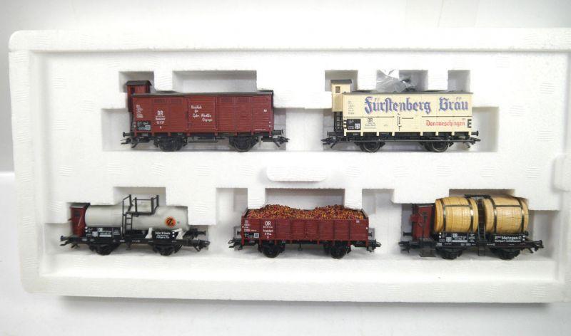 TRIX 23859 Wagenset 50 Jahre Baden-Württemberg Modelleisenbahn Spur H0 (MF11)