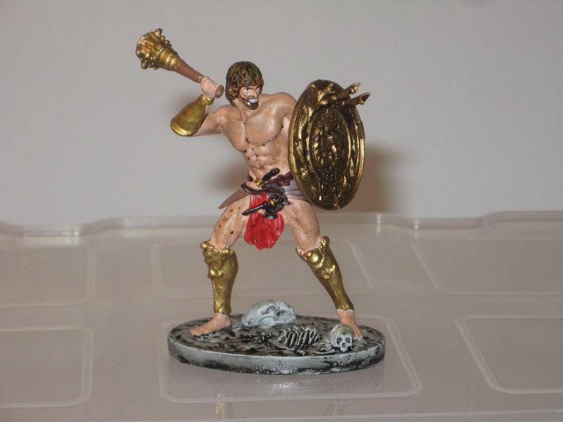 MYTHOS griechischer Götter   Heracles DE AGOSTINI ca.8 cm  NEU  #12