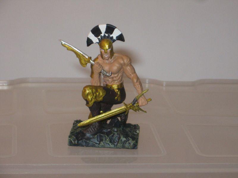 MYTHOS griechischer Götter Achille  Achilles  DE AGOSTINI ca.6 cm  NEU  #17