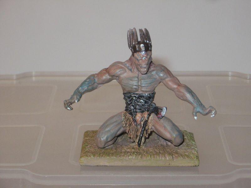 MYTHOS griechischer Götter Polifemo Polyphemus DE AGOSTINI ca.6 cm  NEU  #8