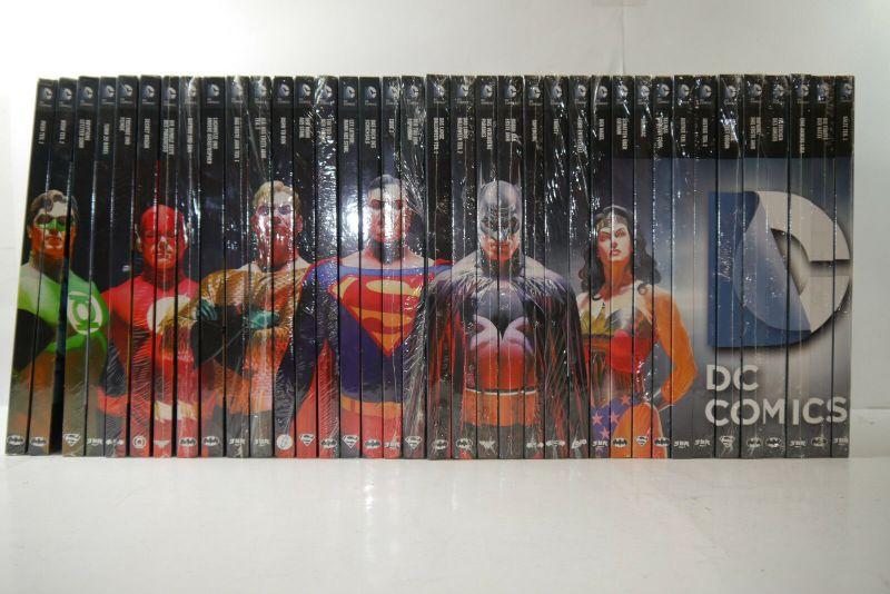 DC Comics Graphic Novel Collection Band 1-150 + 18 Sonderbände   HC  Neu OVP