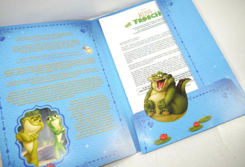 Disney KÜSS DEN FROSCH Princess & the Frog Presseinformation / Pressemappe (WR8) 1
