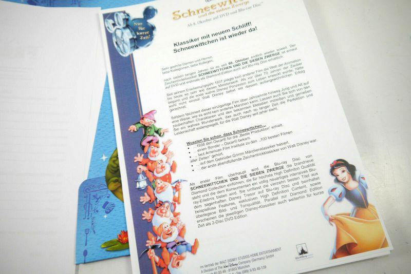 Disney KÜSS DEN FROSCH Princess & the Frog Presseinformation / Pressemappe (WR8) 3