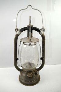 FROWO Feuerhand ( Nr. 405 ) Laterne Petroleumlampe DDR / FDR Germany ca.39cm K85