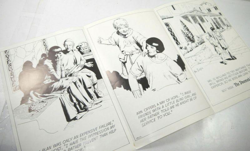 PRINZ EISENHERZ Sonderdruck für Abonnenten / Reproduktion Heft POLLISCHANSKY WR8