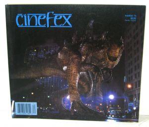 CINEFEX # 74 Film Magazin - Independence Day X-FILES Godzilla (B6)