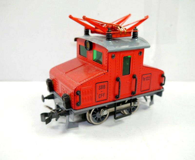 ETS Elektrolok SBB / CFF TE 122 Nr. 108 Modelleisenbahn ca.15cm (MF11)