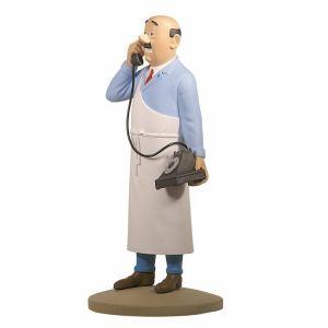 TIM & STRUPPI Tintin E. Cutts der Butler Figur MOULINSART ca. 13cm NEU (L)*
