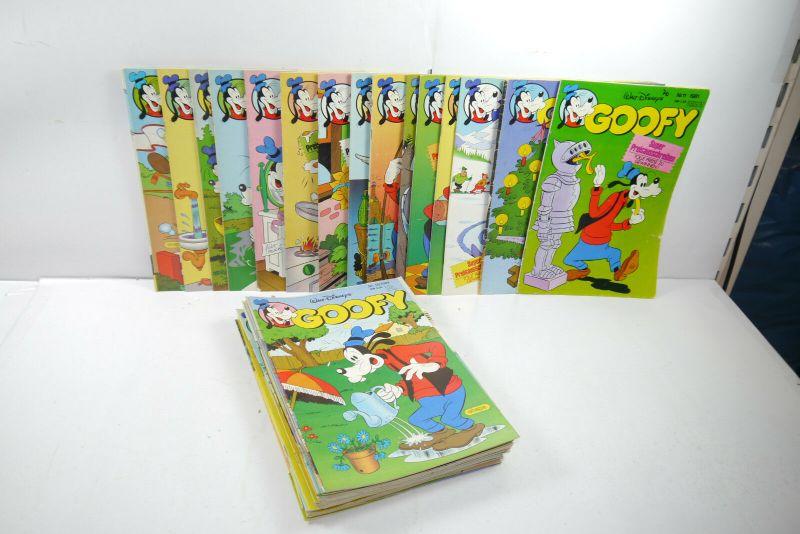 Goofy  48  Hefte 1981 bis  1988  Comic   Ehapa  Z : 2  bis 3-  (MF23)