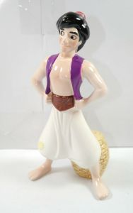 Disney ALADDIN Figur Keramik SCHMID ca.18cm (KB3 /K3)