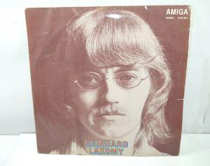 REINHARD LAKOMY Schallplatte Platte LP Album AMIGA 855354 DDR (WR3)
