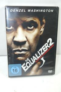 THE EQUALIZER Alles hat Konsequenzen DVD Denzel Washington NEU (WR4)