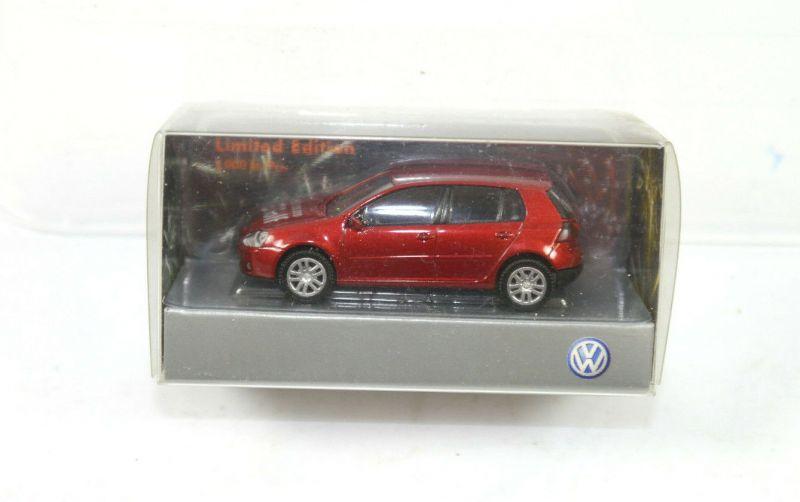VOTEX VW Volkswagen 25.000.000 Golf limited Modellauto 1:87 (K11) #25