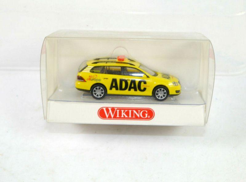 WIKING 0078 08 32 VW Golf Variant ADAC Arc Europe Modellauto 1:87 (K11) #24