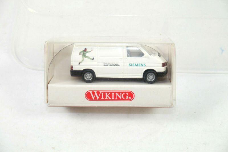 WIKING - SIEMENS Hicom Telefonanlagen VW T4 Kasten Modellauto 1:87 (K11) #13