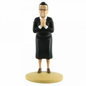 TIM & STRUPPI Tintin Irma Figur Kunstharz MOULINSART 12cm NEU (L)*