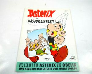 Asterix - Was für ein Fest Comic Ehapa SC / Z : 2   ( WR2 )