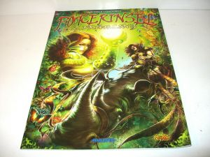 Pokerinsel 2 Frügling  Arboris Comic 1. Auflage  Softcover / Zustand: 2+ ( L )
