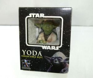 STAR WARS Yoda Collectible Bust Büste Figur GENTLE GIANT Limitiert ca.11cm (L)