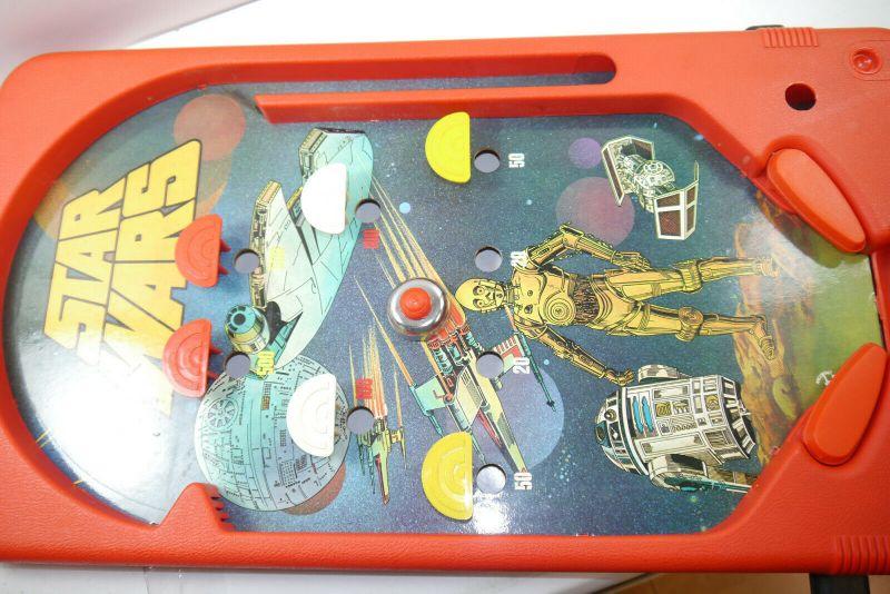 STAR WARS Flipper Tischflipper Arco Flac Zustand : sehr gut    ( F5) 1