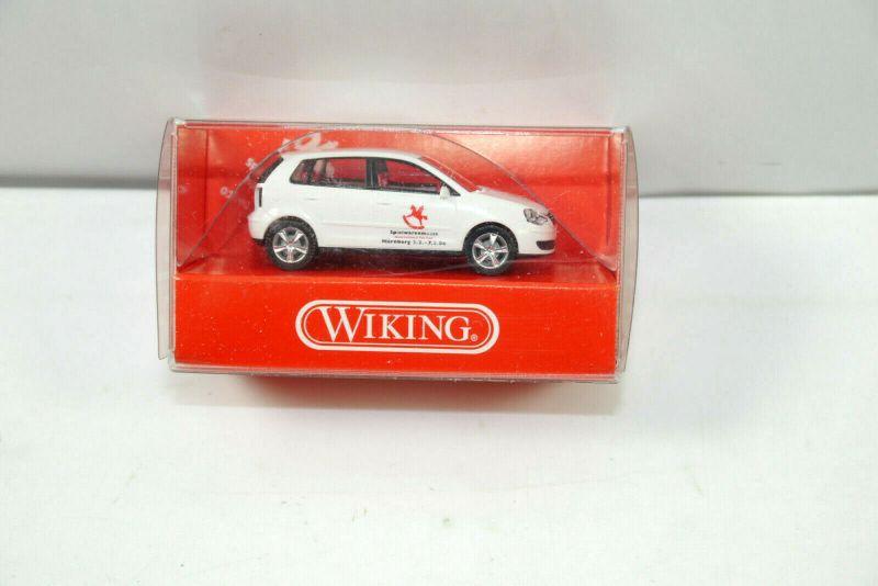 WIKING Spielwarenmesse 2006 VW Polo IV Facelift 2005 Modellauto 1:87 (K11) #12